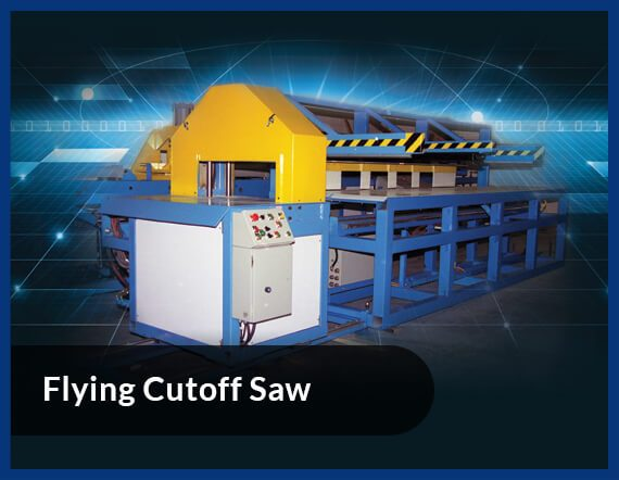 Flying Cutoff Saw