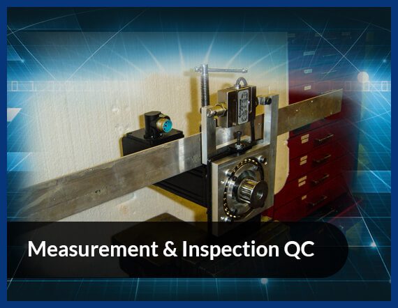 Measurement & Inspection QC