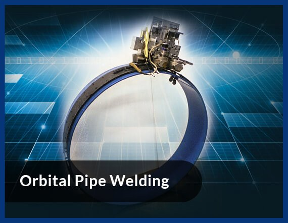 Orbital Pipe Welding