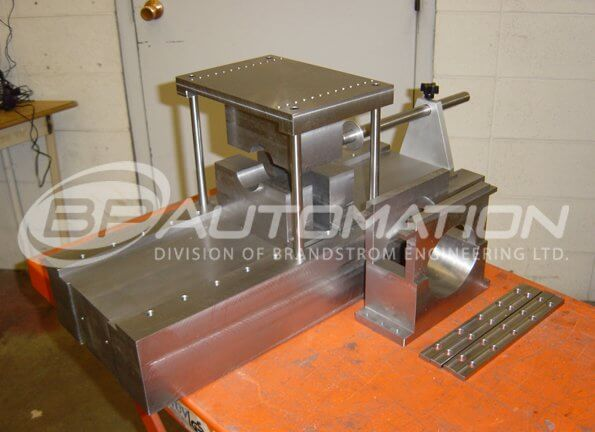 load-shear-test-fixture