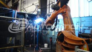 robot mig pta | robotic welding