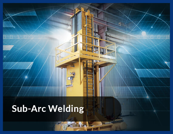 Sub Arc Welding