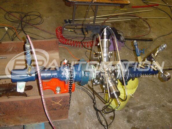 tubing encoder