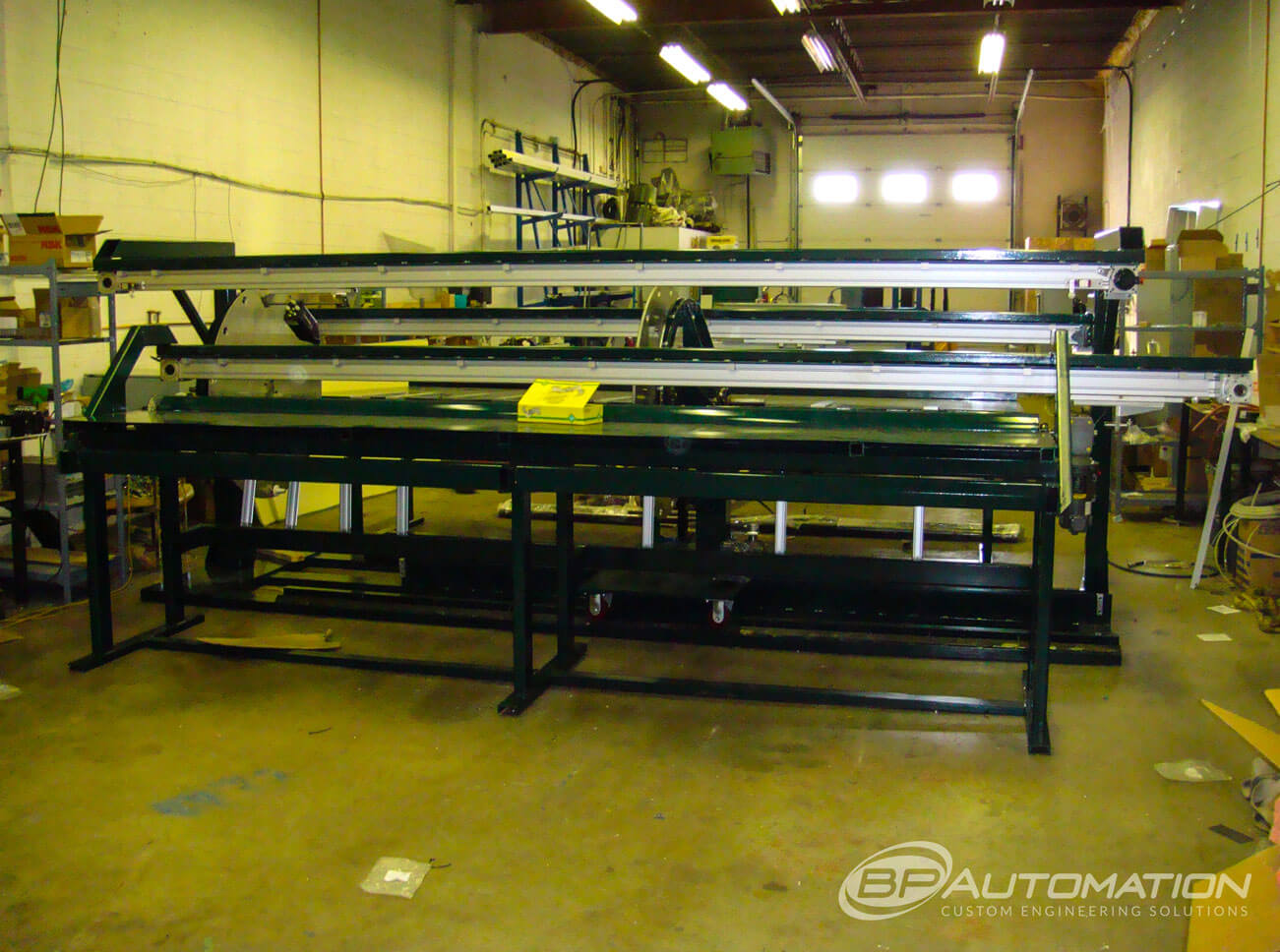AUTOMATED-PIPE-PAINT-LINE