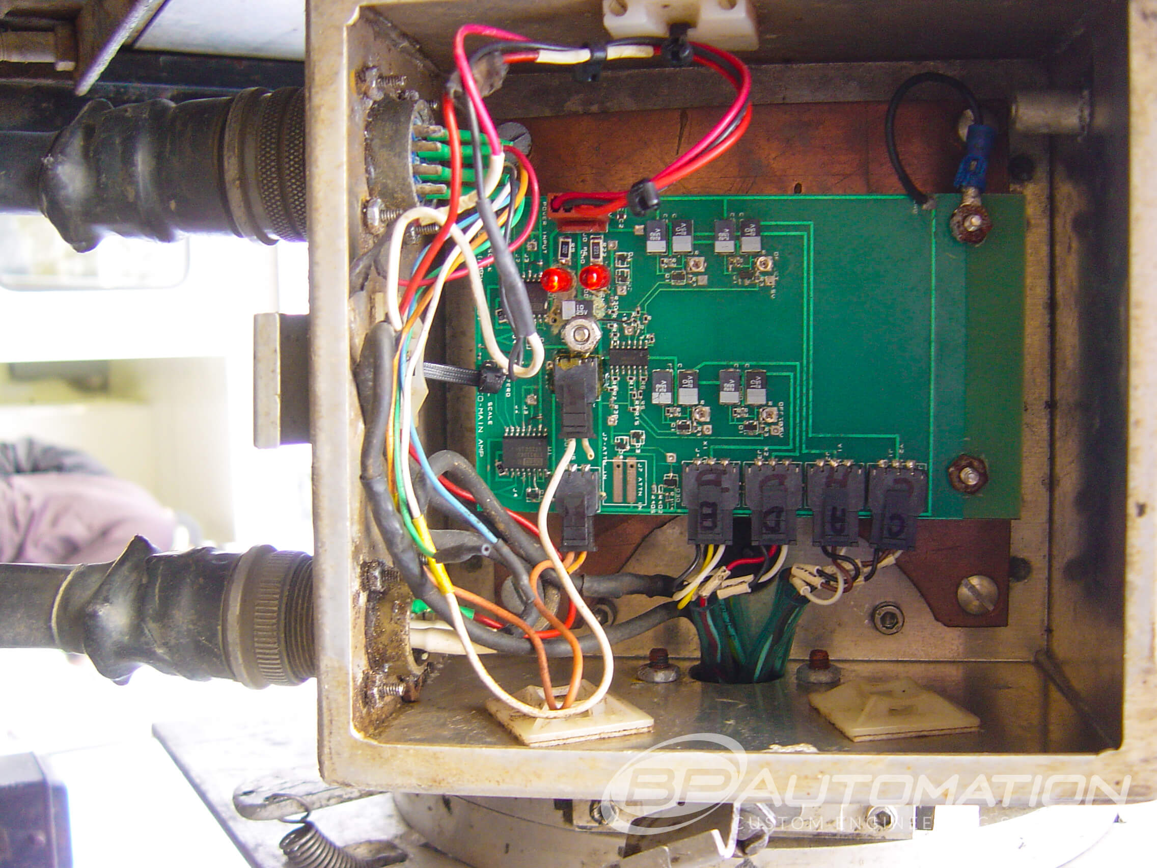 CUSTOM-PCB-BOARD-DATA-AQUASITION
