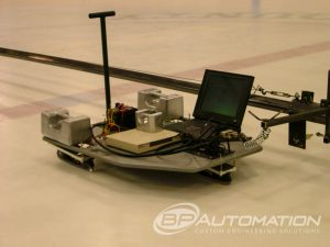 ELECTRIC SKATE TEST FIXTURE prototype development