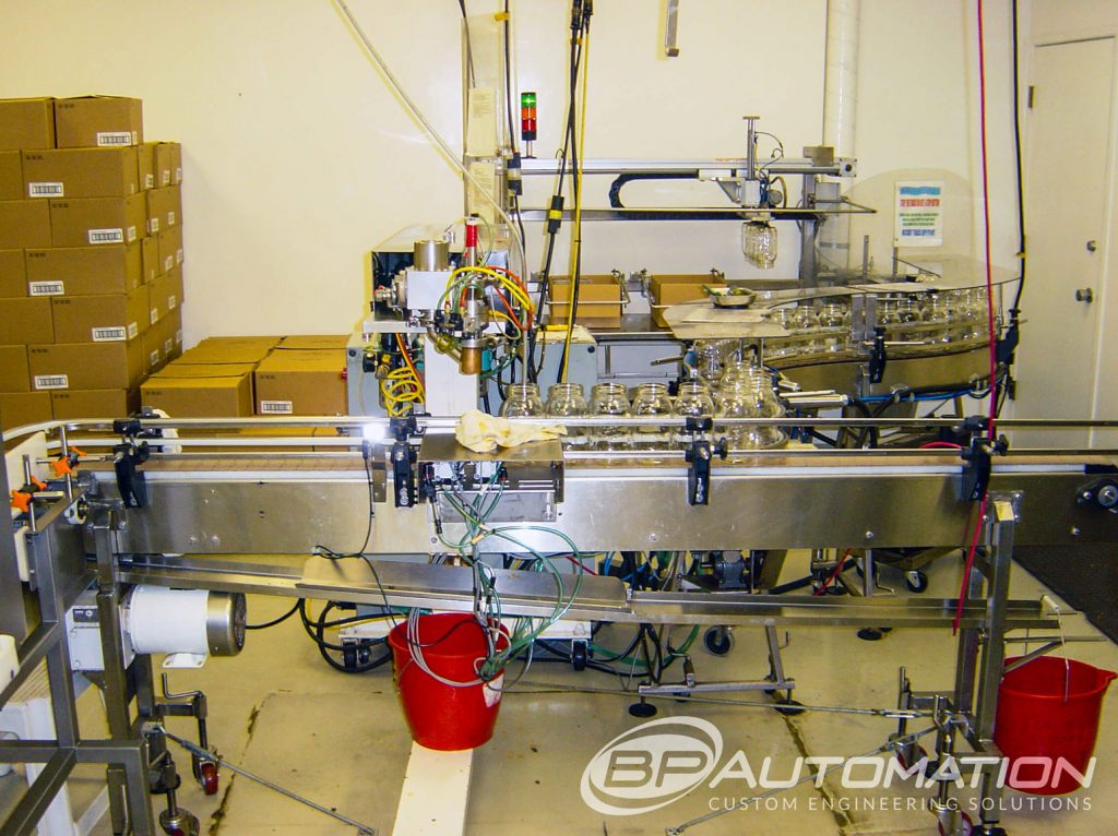 food processing automation