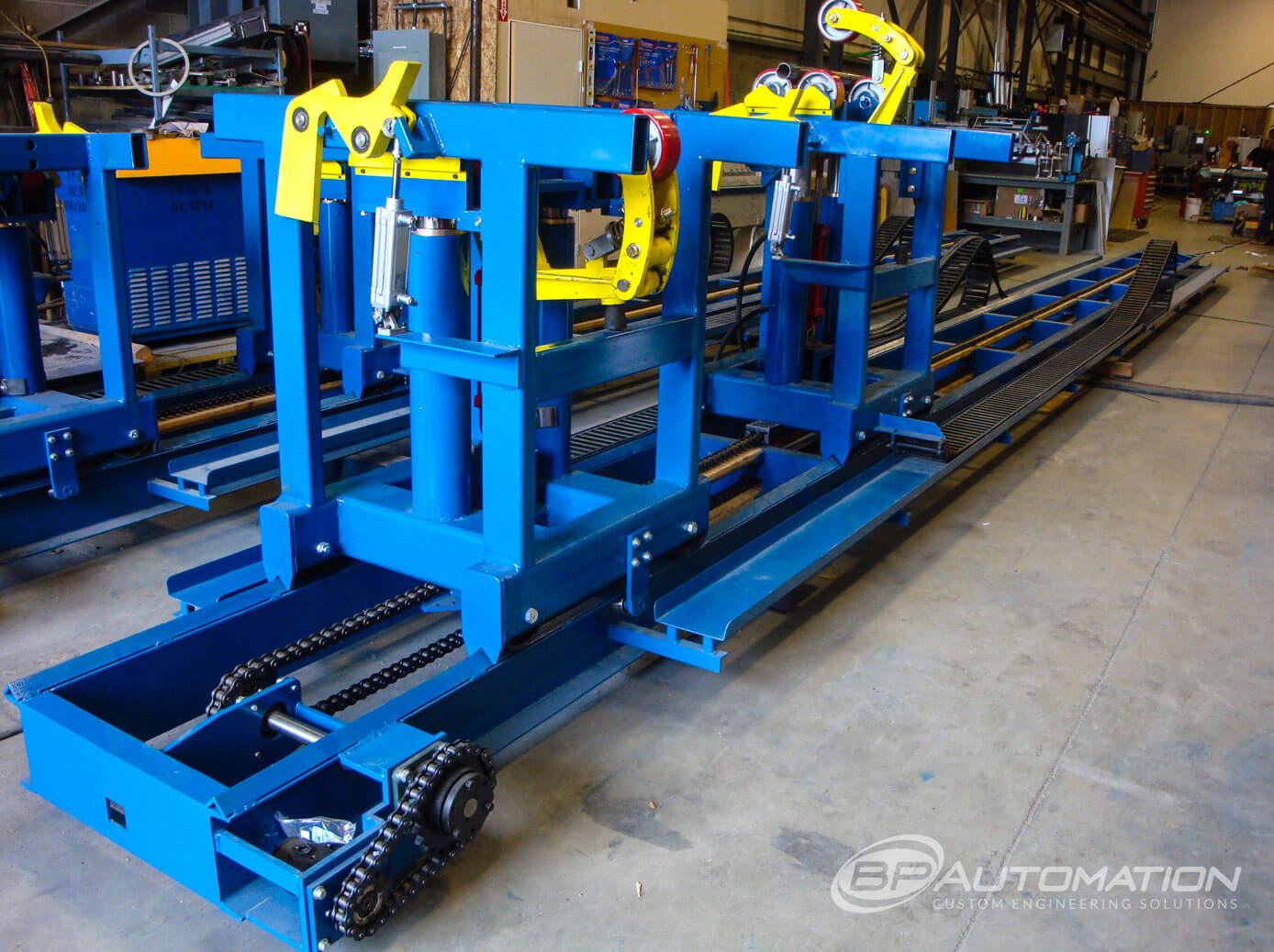 PIPE-LATHE-INSERTION-SYSTEM