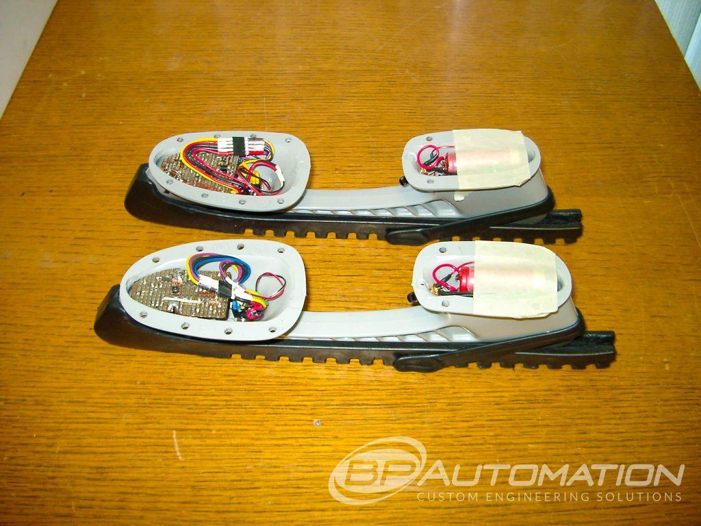 prototype development ELECTRIC SKATES