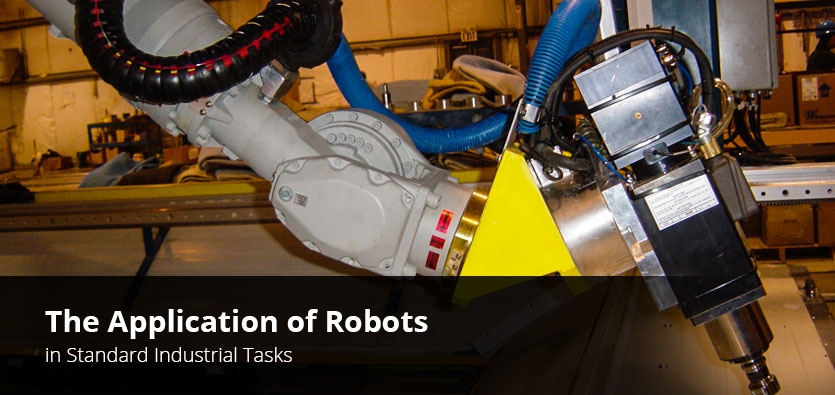 The-Application-of-Robots-in-Standard-Industrial-Tasks