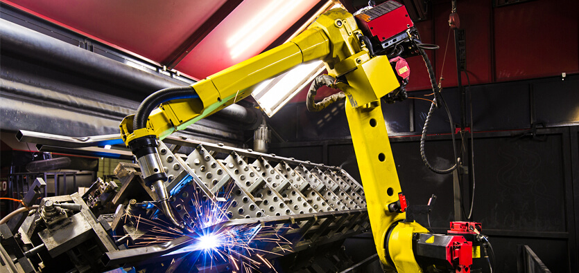 Welding Robots: An Essential Component of Today's Welding Operations