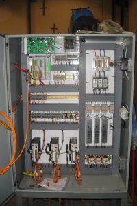 control panels, custom control cabinets