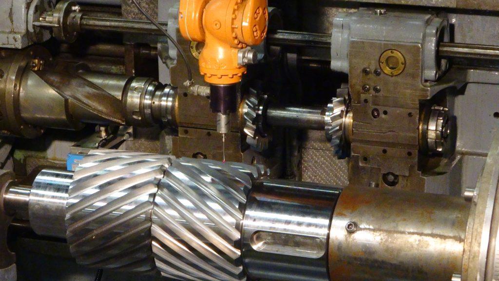 milling gear cutter