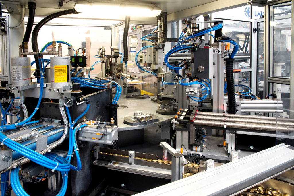 production automation industrial automation food automation