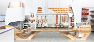 hamburger food automation Creator